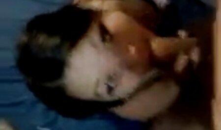 انحنا, نشسته در دیک فیلم سکس چت بزرگ از یک همسایه مواج